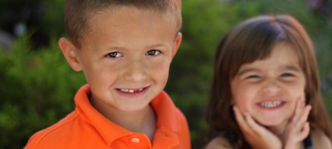 Evitar las caries en niños