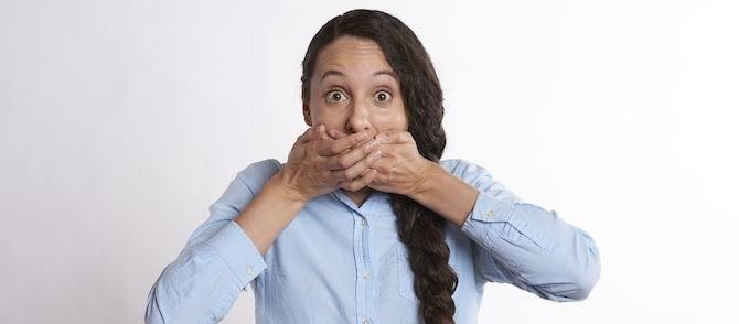 Miedo o fobia al dentista.