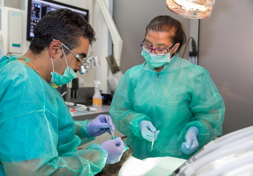 ¿Qué es y en qué casos se utiliza la cirugía maxilofacial?