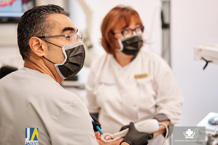 Servicios dentales Urgencias dentales Mallorca